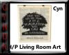 H/P Living Room Art