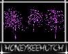 Purple Tree Light