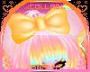 .S. Mochi Head Bow