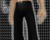 EO 2Black Casual Pants