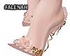 🌹 Duwa Pink Heels