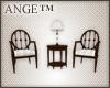 Ange™ Luxury Chair Set