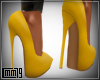 C79|Celee Yellow Shoes