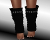 RQ-Sofie Black Socks