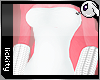 ~Dc) Lickity Dress White