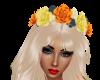 (MDiva)Flower Luau Crown