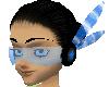 [Ice] Blue Head Gear