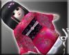 Japanese doll pinkKimono