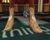 (CB)Snake Skin Boots 2
