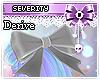 *S Derivable Cute Bow