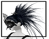 Gothic Feathers Hair