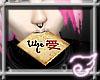 -BW- Uke Kanji Card M