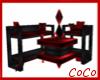Red Black Lounge