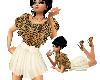 Sexy Leopard Print Dress