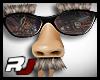 Big nose glasses Rick NY