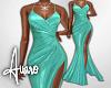 Evening Gown ~ Green 2