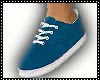 Kids Blue Sneakers