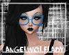[A] Nerd Glasses ~Blue