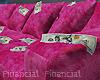 Ladies Couch + Money