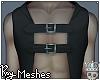 Strapped Vest Mesh