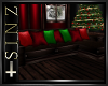 [SIN]- Christmas L Sofa