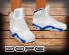 Royal Blue Jordan 6 F