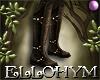~E- Druidess Boots