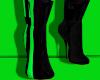 Tha Doll Green Boots