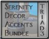 T3 Serenity Decor Accent
