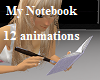 My Notebook (animated)