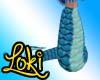 Blue Naga Tail F