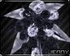 *J Corpse Bride Bouquet
