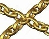 Gold Room Chain