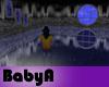 BA Galaxy Room Blue