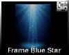 Frame for Pose- BlueStar