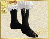 *JR Elf Winter Boots Blk