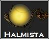 Halmista Wand