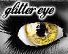 glitter gold eye
