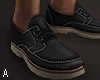 ! Black Casual Shoes