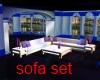 krooked sofa set