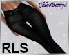 Lilly Leather Black RLS
