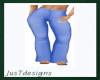 JT Straight Pants Blue