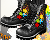 BW| Gray Paintball Boots