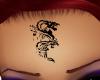 Dragon Forehead Tattoo