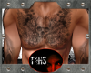 [T4HS] Skull Chest tatto