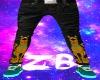 ~ZB~ Kids Scooby Pants