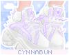 🌠 Spiked Kicks Lilac
