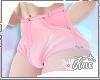 FMB Pink Jean Shorts