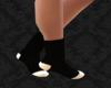 Socks Black/White - F v2