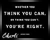 {CS}Believe In YOU